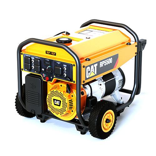 RP5500 CAT Generator