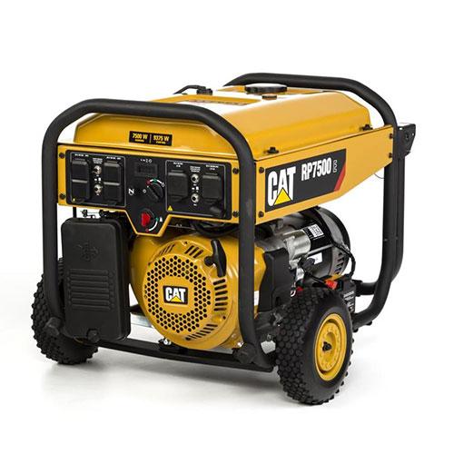 RP7500 CAT Generator