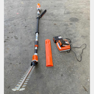 Extended Reach Hedge Trimmer (Cordless)